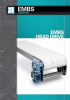 Head Drive Mat Top Conveyor, Aluminum -- Model EMBS