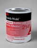 3M Neoprene 2141 Rubber/Gasket Adhesive - Light Yellow Liquid 1 gal Can - 20244 - -- 021200-20244 -- View Larger Image