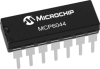 Operational Amplifier -- MCP6044 - Image