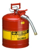 JUSTRITE Type II Safety Cans -- 4670800