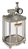 Air Operated Spray Dispenser, 1/2 gal Acrylic Reservoir, 1 Air Regulator -- B1318-2 -- View Larger Image