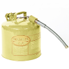 2-Gallon Type II Eagle Safety Can - Yellow -- CAN105-YELLOW