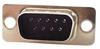 DB9 Male Crimp Type Connector -- 85-010
