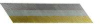 B AND C EAGLE 1 In. 15 Gauge Galvanized Angled Finishing -- Model# DA13G