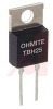 Resistor;Thick Film;Res 51 Ohms;Pwr-Rtg25 W;Tol 5%;Radial;TO-220;Heat Sink -- 70022328