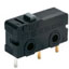 ZM Series, Subminiature Basic Switch, SPDT, 125/250 Vac, 5 A, Pin Plunger Actuator, PCB Straight Termination -- ZM50E20A01