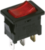 Miniature Single Pole Rocker Switches -- DA Series - Image