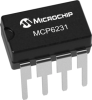 Operational Amplifier -- MCP6231 - Image