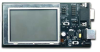 Intelligent LCD Module Evaluation Kit -- ezLCD-001-EDK - Image
