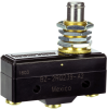 MICRO SWITCH BZ Series Premium Large Basic Switch, Single Pole Double Throw Circuitry, 15 A at 250 Vac, High Overtravel Plunger Actuator, Screw Termination, Silver Contacts, UL, CSA, ENEC -- BZ-2RQ239-A2 -Image