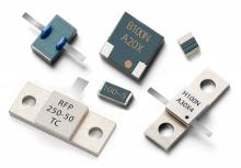 HF Resistors from Anaren Inc