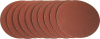 10 pc 6 in. Sanding Discs -- 3410540 -- View Larger Image