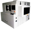 Fully-Automatic Dual-Head Laser Cutting System for Glass