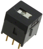 Slide Switches -- 360-2544-ND - Image