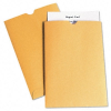 Report Card Jacket, 28lb., Kraft, Thumb Cut, 100 per Box -- 40762