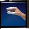 Heat Resistant Finger Cots,White,PK 12 -- 3PWG5