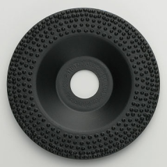 Bonded Abrasives - EB Diamond Cluster Wheel