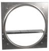 Exhaust Fan Venturi Frame,22x22,Galv -- 10E035
