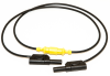 Fused Test Lead, Fully Shrouded Stackable Banana Plugs -- AI-000404-@