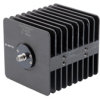 25 Watt RF Load Up to 18 GHz With SMA Female Input Square Body Black Anodized Aluminum Heatsink -- PE6038 -Image