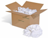 WorkWipes New White T-Shirt in Box -- WIP588 -Image