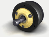 Magnetic Particle Torque Limiter -- LC 10