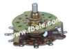 Rotary Switch, RBS-1 Series -- RBS-3