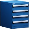 Stationary Compact Cabinet with Partitions -- L3ABG-2401B -Image