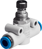 GR-QS-8 One-way flow control valve -- 193970