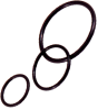 SKINDICHT® Perbunan® O-rings: PG -- 52005770 -- View Larger Image