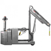 Stainless Steel Counterbalance Full Powered Floor Cranes -- FP-2000R