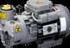 Rotary Vane Vacuum Pump, Oil-lubricated