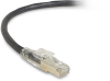 15FT Black CAT6 250MHz Patch Cable F/UTP CM Locking Snagless -- C6PC70S-BK-15 - Image