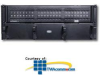 Hubbell Patch Panel, Hinged Wall Mount, Cat 6, Universal,.. -- P648UF