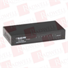 BLACK BOX CORP LB8408A-R3-US ( PALM-SIZED ETHERNET SWITCH, 8-PORT, (8) RJ-45, 110-VAC WALLMOUNT POWER SUPPLY ) -Image
