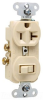 Combination Switch/Receptacle -- 671-I -- View Larger Image