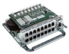 Cisco EtherSwitch switch - 16 ports - managed - plug-in module -- NM-16ESW-PWR=