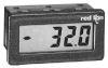 "Digital Current Meter 3 1/2 digit, 15.2 mm 0.6"" LCD, Yel-Grn Backlit -- 78073698602-1 - Image"