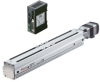 Linear Actuator (Slide) - Straight Type, Y-axis Table -- EAS4Y-E010-ARAK-3 -Image