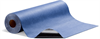 PIG Grippy Absorbent Mat Blue Adhesive Backing; Poly-Backed, Mediumweight, (5) 32