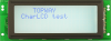 20x4 Character Display Module -- LMB204CDC - Image