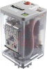 Relay;Octal Relay,11 Pin,3PDT,16 Amp Rating,24 VAC 50,60Hz,Plug-in socket mount -- 70184891