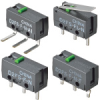 Unsealed Snap Action Switches -- D2FS Series - Image