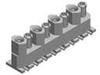 RF Connectors / Coaxial Connectors -- 23C11D-40ML5 -Image