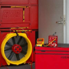 Q5E Automated Blower Door -- REDFQ5E