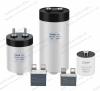 DC Link Capacitor Square Shape Aluminum Shell Film Capacitor -- FDC