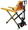 HERCULES Manual High Lift Pallet Positioner Pallet Truck -- 7107402