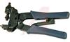 tool,connector crimp,adjustable 3-ratchet for compression rca,f,bnc on rg6,59 -- 70081334