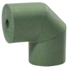 Pipe Fitting Insulation,Elbow,2 In -- 4NRK7