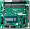 COM Express® Compact Size Type 6 Module with 4th Generation Intel® Core™ i7/i5/i3 Processor System-on-Chip -- cExpress-HL - Image